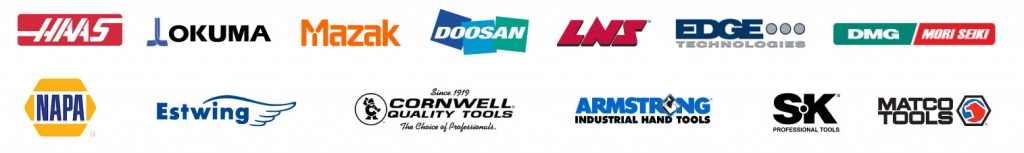 Serving These Brands and More with our Polyurethane Solutions